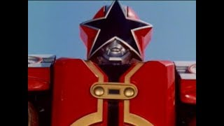 Power Rangers Zeo - Red Battlezord