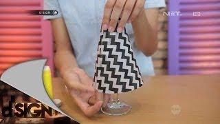 getlinkyoutube.com-Dsign-DIY Glass Candle Holder