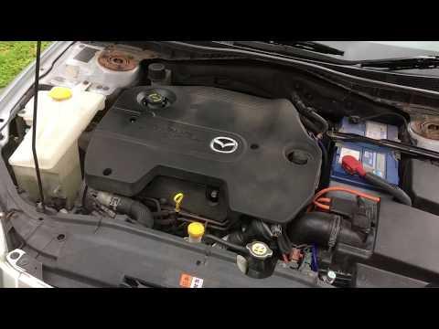 Mazda 6 Diesel - changing Timing Belt