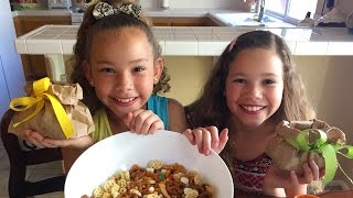 getlinkyoutube.com-Fun After School Snacks | Tasty Fall Harvest Mix!