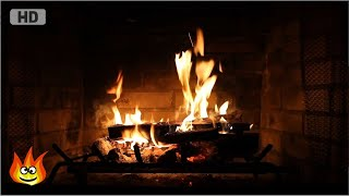 getlinkyoutube.com-Burning Fireplace with Crackling Fire Sounds (Full HD)