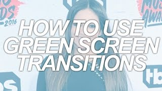 getlinkyoutube.com-How To Use Green Screen Transitions/Overlays