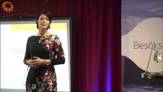 Turismkonferens 2015 - Besöksnäring i Västerbotten - Annika Sandström