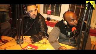 Kaaris et Therapy 2093 - Interview Kamoss Production