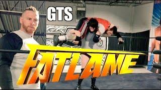 getlinkyoutube.com-WRESTLING SCHOOL REVENGE! DF Does WWE FINISHER 3D On Curt Hawkins STUDENTS!