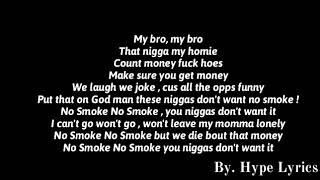 NBA young boy no smoke lyrics