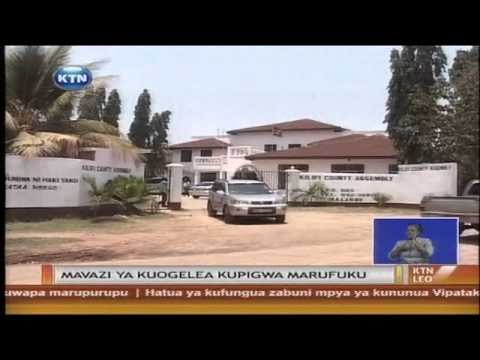 KTN Leo Full Bulletin with Ahmed Darwesh 19.03.2014