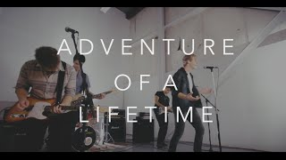 "Coldplay - ""Adventure of a Lifetime"" - FM Reset Cover"