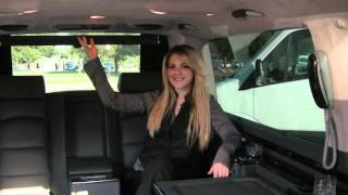 getlinkyoutube.com-Volkswagen T5 Multivan Caravelle VIP Conversion 2012