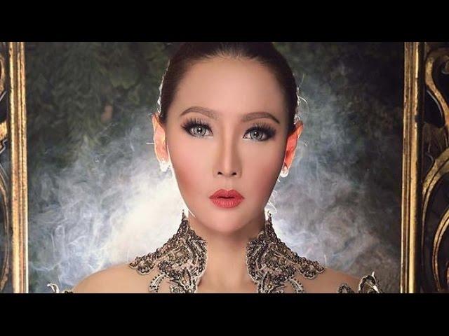 NYAI RONGGENG - INUL DARATISTA karaoke dangdut ( tanpa vokal ) cover #adisID