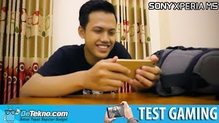 getlinkyoutube.com-Sony Xperia M5 Dual Gaming Test
