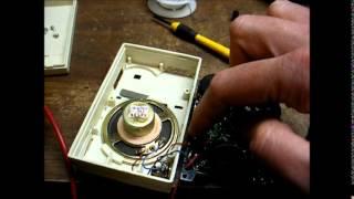 getlinkyoutube.com-Repair of 3 pocket transistor radios