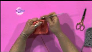 getlinkyoutube.com-BV ESCUELA CROCHET VUELTAS PERFORADAS
