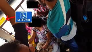 Social Behavior Experiment about Sri Lankan bus service width=