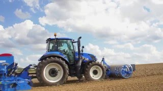 New Holland T5 video report