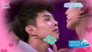 getlinkyoutube.com-[ENGSUB] 151218 QingYu Star vs Star