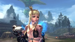 Blade & Soul Online Kung Fu Master Gameplay Quest Boss