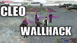 getlinkyoutube.com-[CLEO] New Wallhack | SAMP 0.3.7 !
