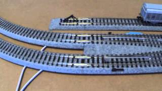 getlinkyoutube.com-Kato Unitrack DCC Wiring for Small Layout N Scale