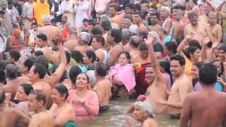 getlinkyoutube.com-Kumbh Mela, Allahabad