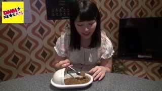 getlinkyoutube.com-【何も言えねぇ】上原亜衣がウンコ味のカレーを食ってみた。〈DMM NEWS R18〉