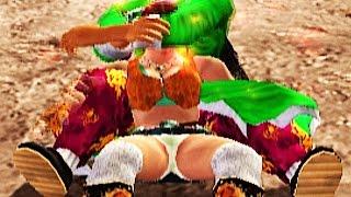 getlinkyoutube.com-Tekken Tag Tournament Ryona Julia Part 2