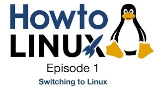 getlinkyoutube.com-Switching to Linux | HowTo Linux 1