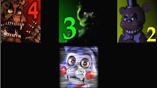 Five Nights with Jumpscares 2