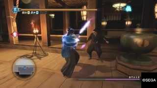 getlinkyoutube.com-PS4 龍が如く維新 亜門玄丈斎を前人未到で倒す。