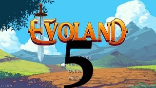 getlinkyoutube.com-Let's Play Evoland! Part 5: THE DOUBLE TWIN CHAMPION!