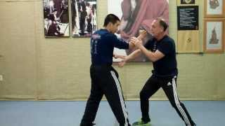 Bruce Lee's Jun Fan Gung Fu: Placements Of The Da   Demo And Explanation Rick Tucci