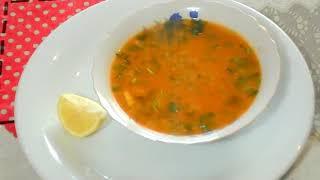 getlinkyoutube.com-طريقة طبخ شوربة فريك سهلة التحضير - Chorba Frik - Cuisine Tunisienne