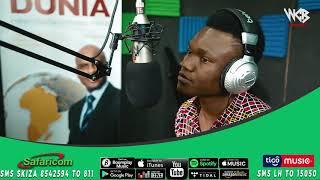 Mbosso Azungumzia Historia yake ya Muziki ndani ya  RFA BONANZA (Part 2)