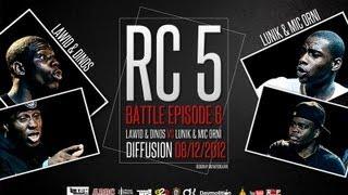getlinkyoutube.com-Rap Contenders - Edition 5 - Lawid & Dinos vs Lunik & Mic Orni