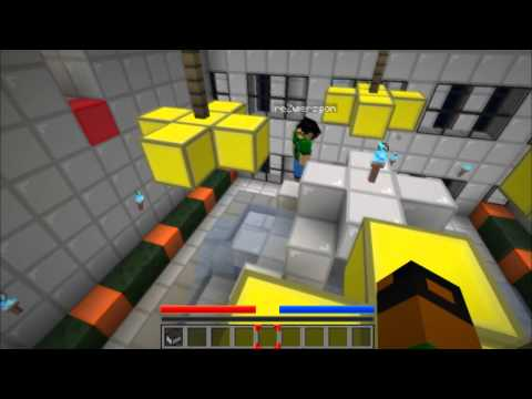 Minecraft Escape #3 Mirrors Edge City