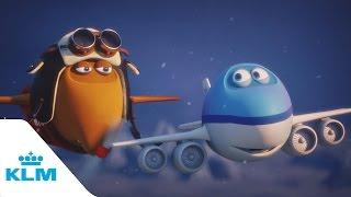 getlinkyoutube.com-KLM - Bluey and the Christmas Airshow