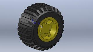 getlinkyoutube.com-18- Car Wheel on Solidworks