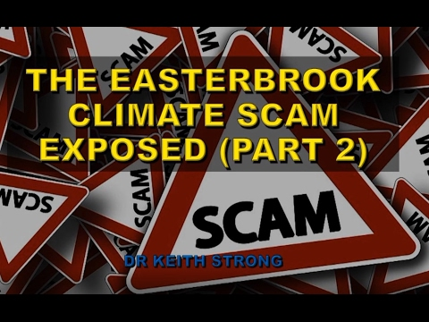 Easterbrook Testimony on Global Warming Scam is itself a Scam (Part 2)