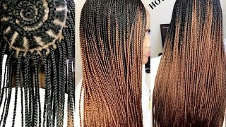getlinkyoutube.com-HOW TO CROCHET BRAIDS FOR BEGINNERS FROM A TO Z