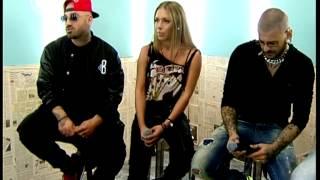 getlinkyoutube.com-To tattoo studio του Μηδενιστή & των φίλων του! (Breaking Mad 8/11/14)