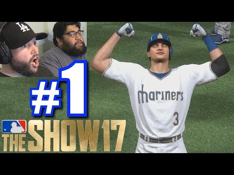IT'S FINALLY HERE! | MLB The Show 17 | Retro Mode #1