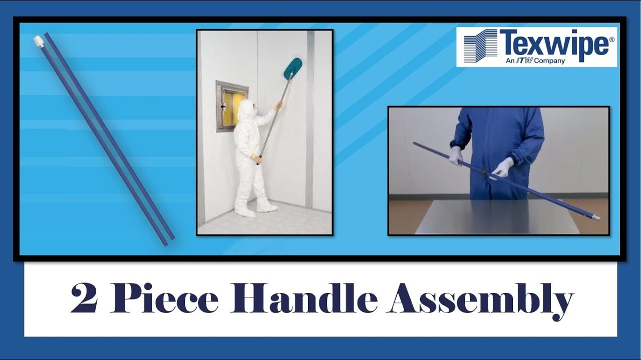 2 Piece Handle Assembly