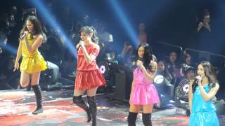 getlinkyoutube.com-Nadine Lustre focus at ASAP20 in London (fancam)