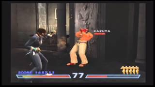 getlinkyoutube.com-E24K's Tekken 4 - Julia Chang Tekken Force Full Playthrough [P1]