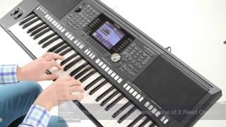 "getlinkyoutube.com-""Church Organ"" Expansion Pack on PSR-S950"