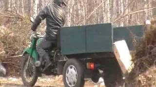 getlinkyoutube.com-Самодельный самосвальный трицикл. .avi