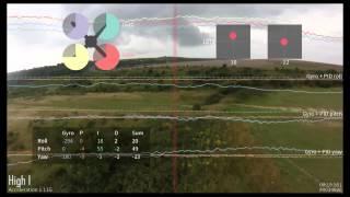 getlinkyoutube.com-Different PID values effects on Quadcopter performance - Blackbox Data Cleanflight Naze32 OpenLog