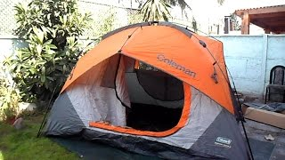 getlinkyoutube.com-Carpa Coleman Instant Dome 5