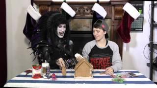 getlinkyoutube.com-Making a Satanic Gingerbread House feat. Laineybot