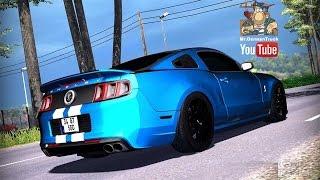getlinkyoutube.com-[ETS2 v1.26] Ford Mustang Shelby GT500 Cobra *Edit Version*